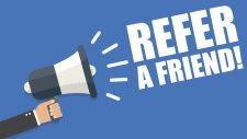 refer a friend logo