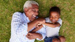 grandpa and grandson medical alert system