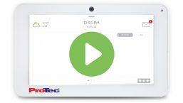 ProTec's IQ Panel 2 Plus Remote